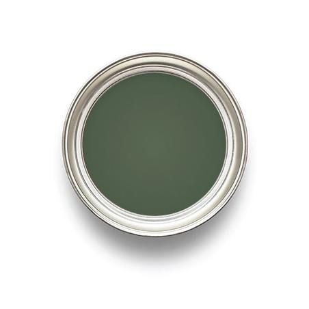 Linoljefärg Oxidgrön 100% 0,16 L