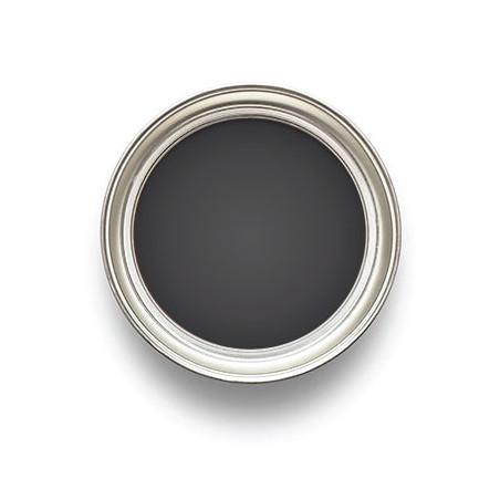 Linoljefärg Kimrökssvart, 0,16 L
