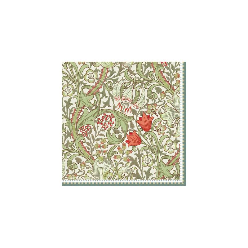 Servett William Morris Golden Lily