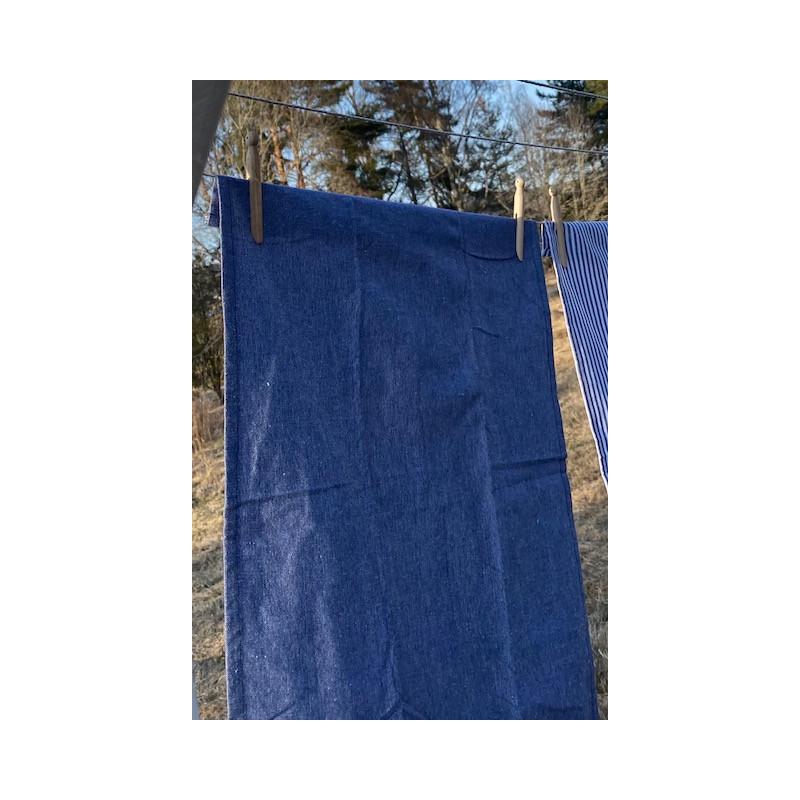 Kökshandduk marinblå 50x70 cm